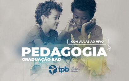 graduacao ead pedagogia